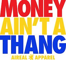MONEY AIN'T A THANG - Pacquiao by AiReal by airealapparel