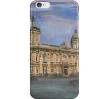 Hull, Dock Office  iPhone Case/Skin