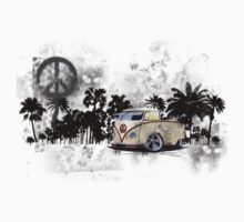 Splitty Pick-Up Grunge (B) by Richard Yeomans