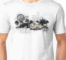Splitty Pick-Up Grunge (B) Unisex T-Shirt