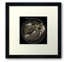 Whipper Snapper - Indy Framed Print