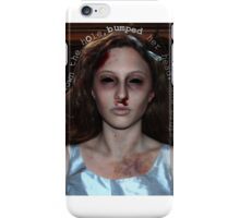 Poor Little Alice iPhone Case/Skin