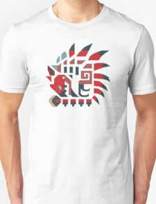 Rathalos Monster Hunter Symbol Design T-Shirt