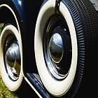 Two tires by Thad Zajdowicz