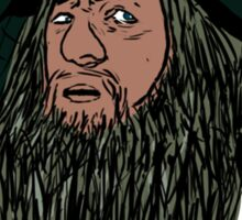 Confused Gandalf Sticker