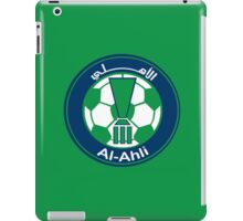 Al Ahli SC iPad Case/Skin