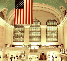 NYC Grand Central Station by 750nanometers