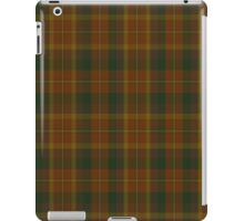 00347 Monaghan County District Tartan iPad Case/Skin