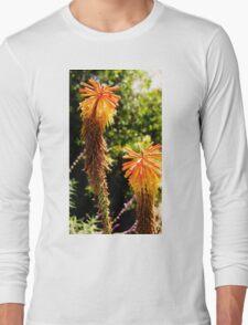 Yellow desert flower Long Sleeve T-Shirt