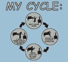 My Cycle  Kids Tee