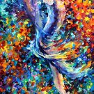 Jump — Buy Now Link - www.etsy.com/listing/130241357 by Leonid  Afremov