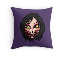 Mortal Kombat x  - Chibi Mileena Face Throw Pillow