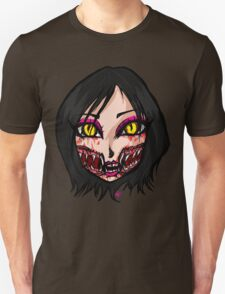 Mortal Kombat x  - Chibi Mileena Face Unisex T-Shirt