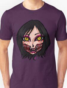 Mortal Kombat x  - Chibi Mileena Face T-Shirt