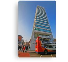 111 PICCADILLY Canvas Print