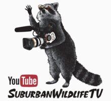 SuburbanWildlifeTV - as seen on YouTube style 2 One Piece - Short Sleeve