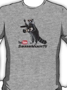 SuburbanWildlifeTV - as seen on YouTube style 2 T-Shirt