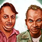 Peep Show (The El Dude Brothers) by JRGibson