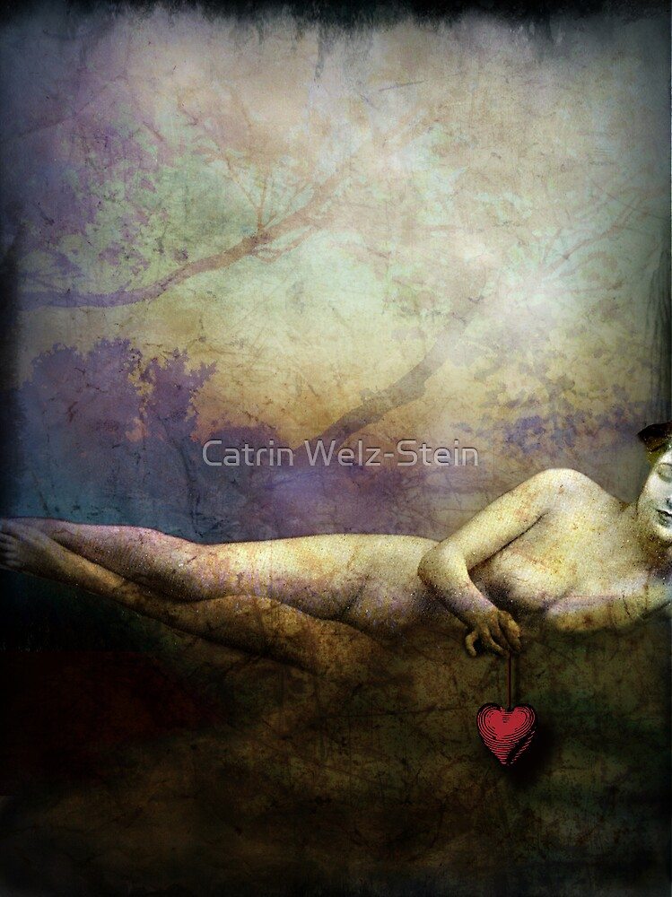 The promise by Catrin Welz-Stein