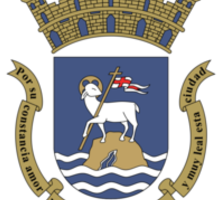 Flag of San Juan  Sticker