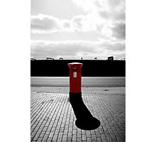 Postbox Photographic Print