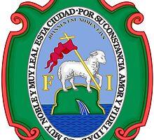 Historic San Juan Coat of Arms Under Spanish Rule  by abbeyz71