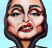 Madonna by JRGibson