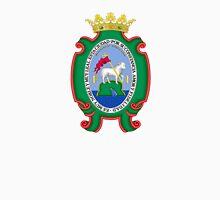Historic San Juan Coat of Arms Under Spanish Rule  Unisex T-Shirt