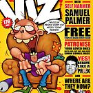 Viz cover  by JRGibson