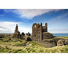 Sinclair Castle Girnigoe Photographic Print