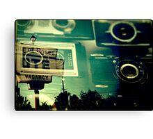Camera Vacancy Canvas Print