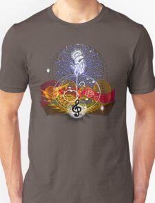 Music heals Unisex T-Shirt