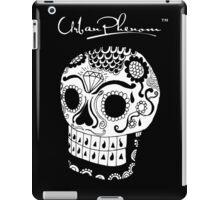 Urban Phenom™ - Skull Black Edition iPad Case/Skin