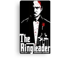 The Ringleader Canvas Print