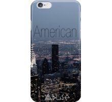 American - Abuse iPhone Case/Skin