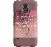 The Creative of Art Samsung Galaxy Case/Skin