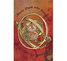 Timeturner : Harry Potter Photographic Print