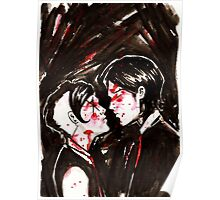 three cheers for sweet frerard Poster