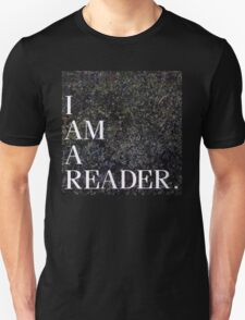 I am a Reader.  T-Shirt