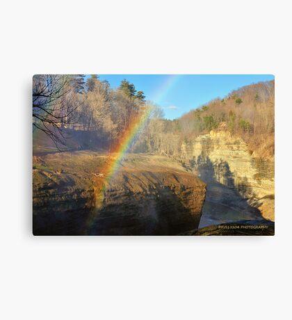 Letchworth State Park VII Canvas Print