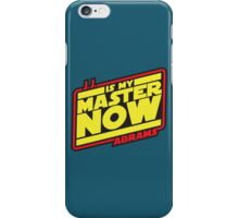 JJ Is My Master Now iPhone Case/Skin