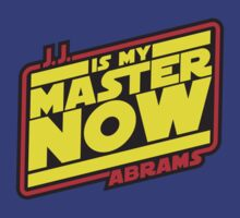 JJ Is My Master Now by mannypdesign