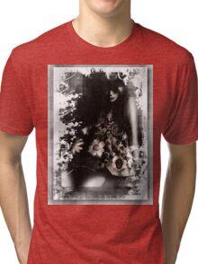 Flower Dress Series 1 - 1 Tri-blend T-Shirt