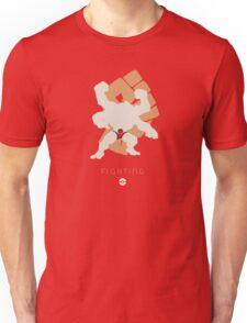 Pokemon Type - Fighting Unisex T-Shirt