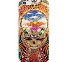 Psychedelic Grateful Dead iPhone Case/Skin
