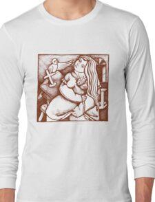 THE PLEDGE OF THE MAGDALENE Long Sleeve T-Shirt