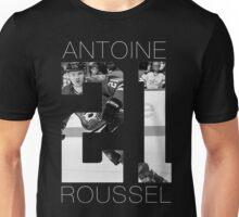 Antoine Roussel #21 B&W  Unisex T-Shirt