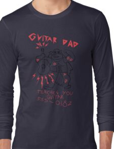 Steven Universe - Guitar Dad Long Sleeve T-Shirt
