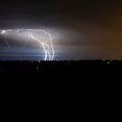 Stormy Nite in April by Dennis Jones - CameraView