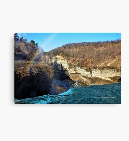 Letchworth State Park VIII Canvas Print